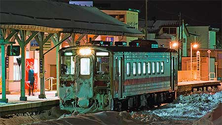 稚内駅2番線が廃止される