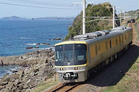 キヤ141系が肥薩おれんじ鉄道に入線
