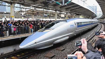 500系が東京および東海道新幹線区間乗入れを終了