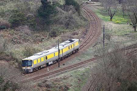 キヤ141系が吉都線・肥薩線に入線