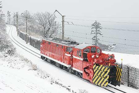 DD53 2が秋田総合車両センターへ