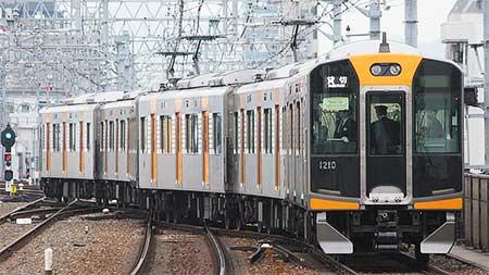 阪神なんば線開通1周年記念列車「奈良エクスプレス」運転