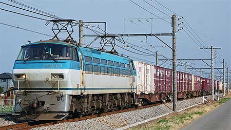 EF66,高崎線まで運用範囲を拡大