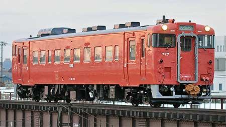 JR北海道 キハ40 777が首都圏色に