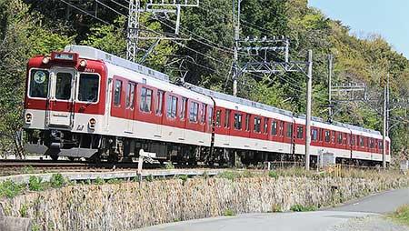 近鉄2800系,「ペンギン列車」で志摩線に入線