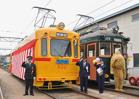 阪堺電車『第12回 路面電車まつり』を開催