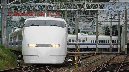 JR東海300系新幹線電車の全般検査が終了