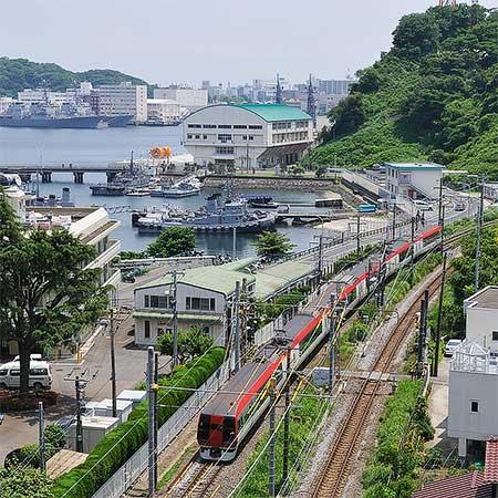 253系が横須賀へ