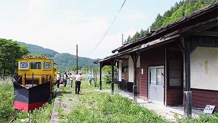 りくべつ鉄道,陸別—川上間で線路点検実施