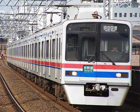 京成電鉄 種別幕交換車が続々登場