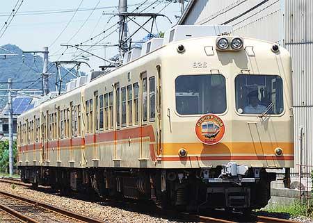伊予鉄道『さよなら800系電車イベント』開催