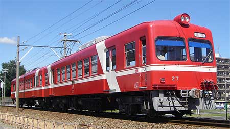 遠州鉄道30系,団臨として運転