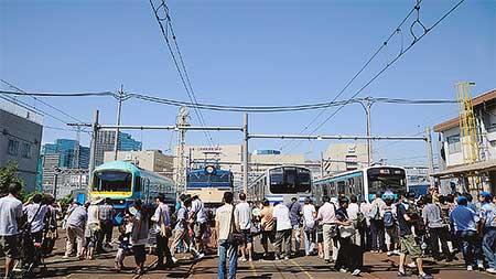 東京総合車両センター 一般公開『2010 夏休みフェア』開催
