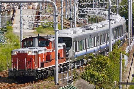 225系5000番台が川崎重工から出場