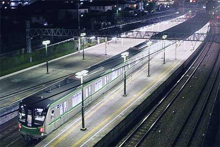 東京メトロ16000系,小田急多摩線へ入線