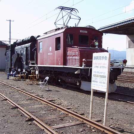 弘南鉄道で『弘南鉄道ふれあい感謝祭』開催
