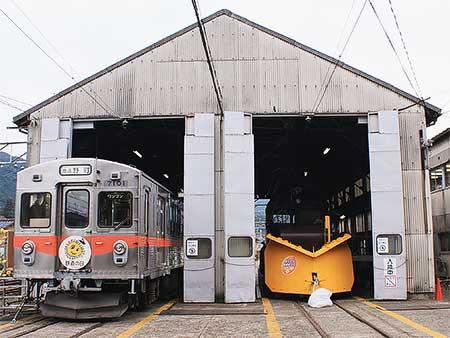 『ほくてつ電車まつり』開催
