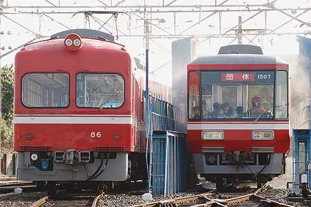 遠州鉄道『トレインフェスタ2010』開催