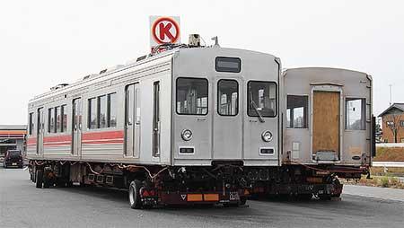 東急クハ1006-デハ1206,伊賀鉄道へ