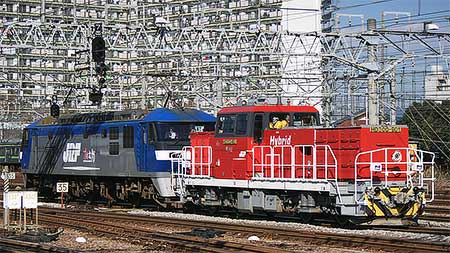 HD300-901が南松本へ