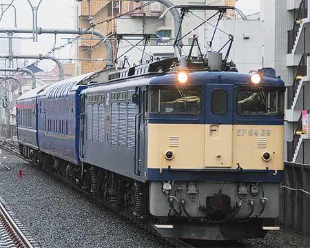 スハネフ14 31+スハネ14 701が長野へ