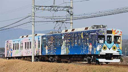 伊賀鉄道200系204編成ふくにん列車「伊賀の四季」号,営業運転を開始