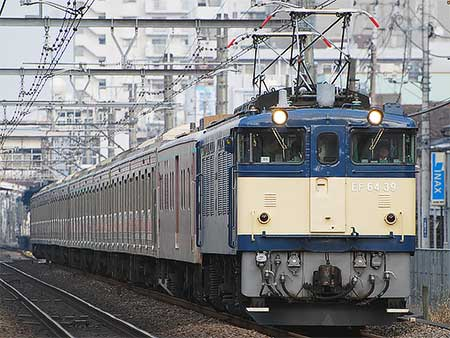 205系ケヨ22編成が長野総合車両センターへ