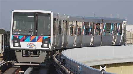 シーサイドライン2000形が営業運転を開始