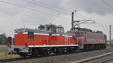DD15 30が津山へ