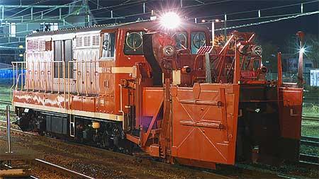 DD14 332が秋田総合車両センターへ