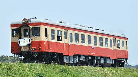 キハ52 125の臨時急行列車運転