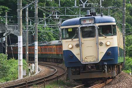 『113系電車で行く急行伊豆の旅』開催