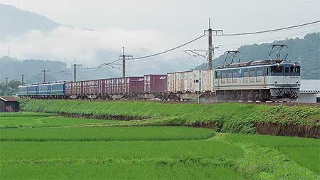 JR四国の12系客車4両が若桜鉄道へ
