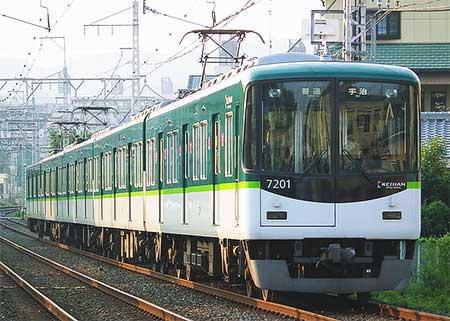 京阪『第51回 宇治川花火大会』にあわせて臨時列車を運転