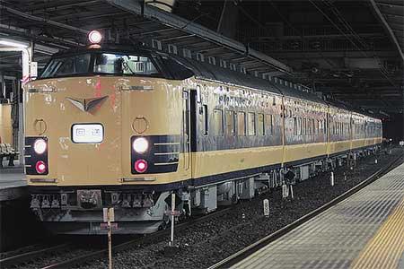 仙台車両センター所属の583系が秋田へ
