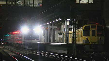 東急5050系4000番台が西武池袋線で試運転