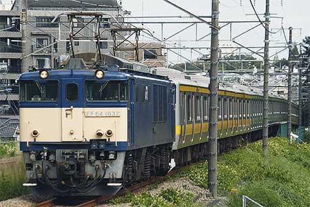 サハE230形500番台,最後の配給輸送