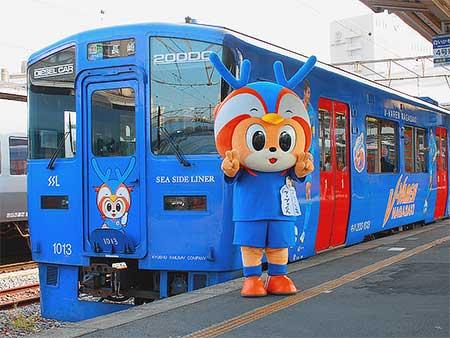 長崎駅などで『鉄道の日大感謝祭2011』開催