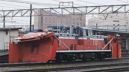 DD15 14が北陸本線で試運転