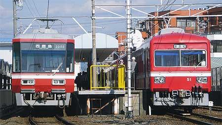 遠州鉄道で4両編成列車を増発