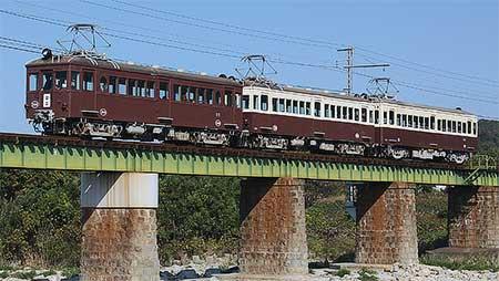 ことでん100周年記念 旧形電車特別運行