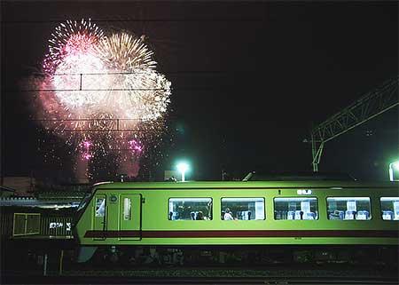西武鉄道で『秩父夜祭』臨時ダイヤ