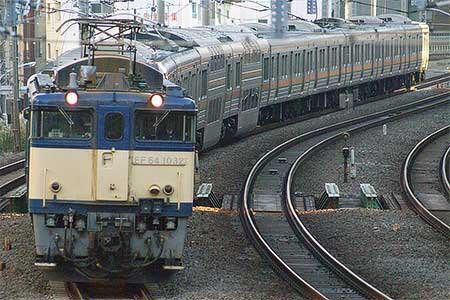 211系N21編成が長野総合車両センターへ