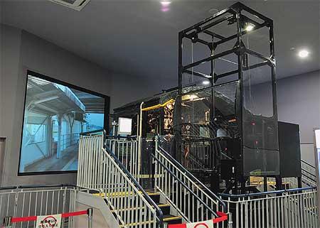 鉄道博物館「D51形式蒸気機関車運転シミュレータ」使用再開