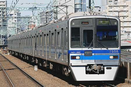 京急で『箱根駅伝』による行先変更