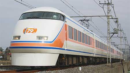 東武100系リニューアル車「サニーコーラルオレンジ」が営業運転を開始