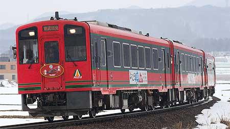 """""""AIZUマウントエクスプレス"""",東武日光への乗入れ開始"""