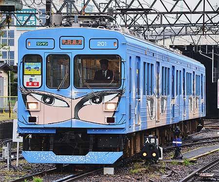 伊賀鉄道で『菜の花まつり』にともなう臨時列車