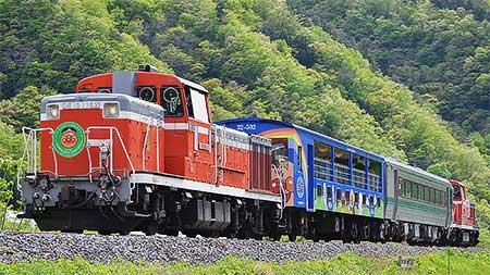山田線で「アンパンマントロッコ」運転