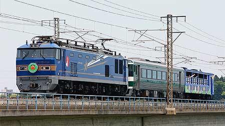 「アンパンマントロッコ」が常磐線で運転開始